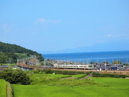 221系普通 湖西線北小松~近江高島
