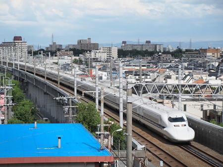 700系ひかり 山陽新幹線新神戸~新大阪01