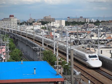 700系ひかり 山陽新幹線新神戸~新大阪02