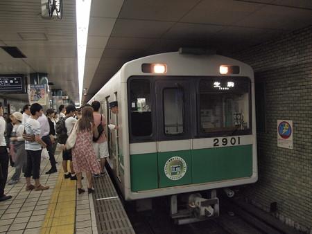 大阪市営地下鉄20系 中央線本町駅02