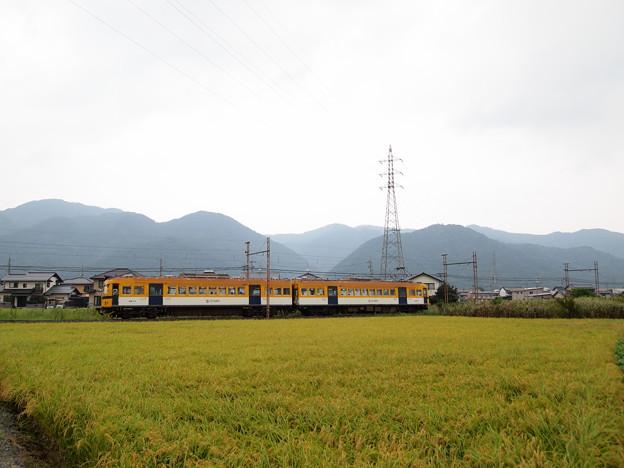 一畑電車3000系大社線川跡~高浜02