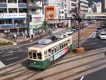 長崎電鉄200形 長崎駅前