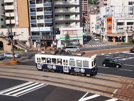 長崎電鉄370形 長崎駅前02