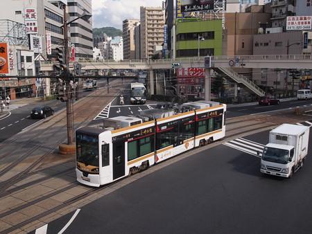 長崎電鉄5000形 長崎駅前02