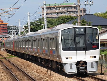 811系快速 鹿児島本線水城駅