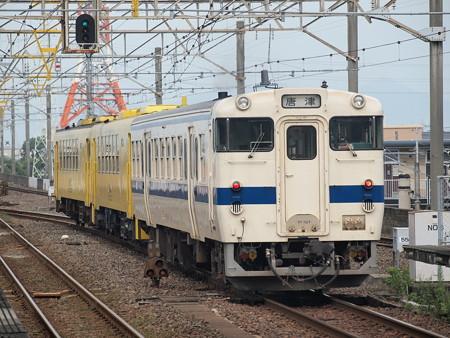 キハ47普通 長崎本線佐賀駅