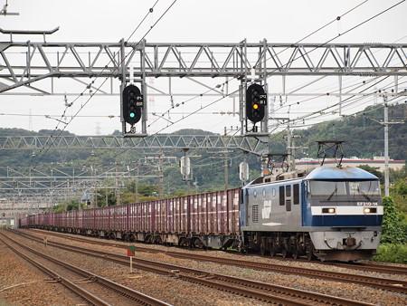 EF210貨物  東海道本線島本~山崎04
