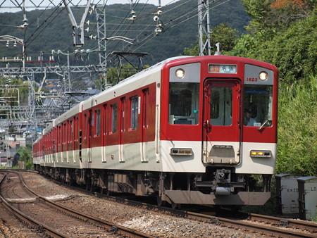 近鉄1620系急行 近鉄大阪線関屋~二上