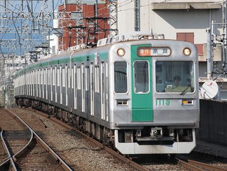 京都市営地下鉄10系急行 近鉄京都線大久保駅