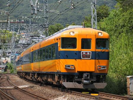 近鉄12400系阪伊乙特急 近鉄大阪線関屋~二上