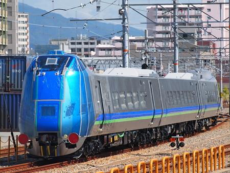 キハ285系甲種 山陽本線鷹取駅