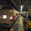 189系回送  中央本線新宿駅04