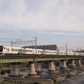 E257系特急かいじ  中央本線立川~日野02