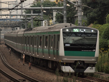 E233系普通   埼京線池袋~新宿01