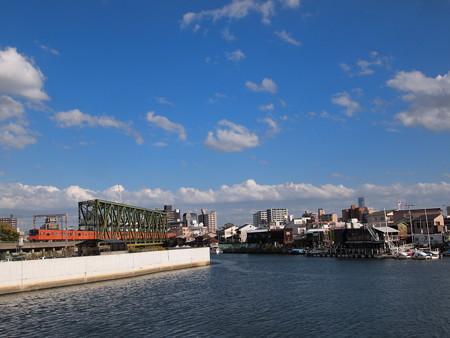 201系普通  大阪環状線弁天町~大正01