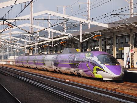 500系TYPE EVAこだま 山陽新幹線姫路駅02