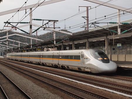 700系こだま 山陽新幹線相生駅