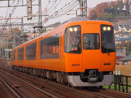 近鉄22000系阪伊乙特急 近鉄大阪線安堂~国分01