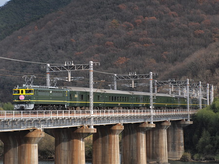 EF65 寝台特急トワイライトエクスプレス 山陽本線熊山~万富