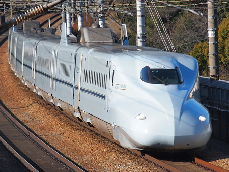 N700系みずほ 山陽新幹線岡山~相生