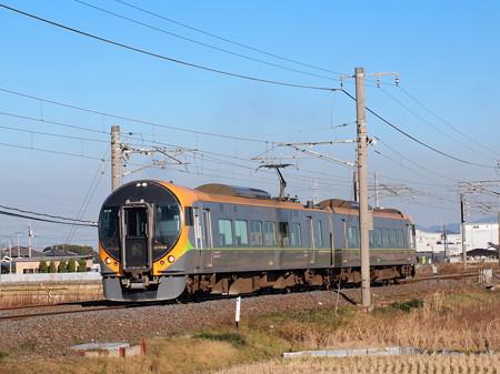 8600系特急いしづち 予讃線讃岐塩屋~多度津01