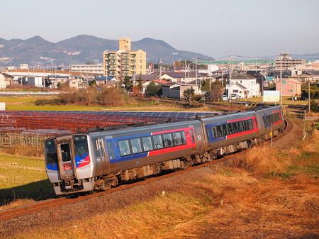 N2000系特急うずしお 高徳線志度~オレンジタウン02