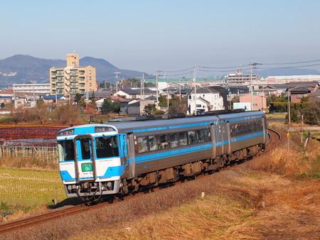 キハ185系特急うずしお 高徳線志度~オレンジタウン01