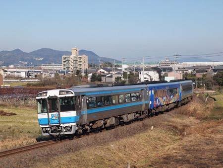 キハ185系特急うずしお 高徳線志度~オレンジタウン02