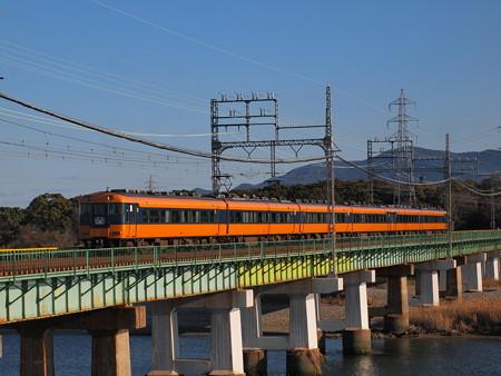 近鉄12200系名伊乙特急近鉄山田線宮町~小俣01