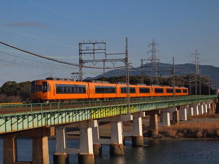 近鉄22000系阪伊乙特急近鉄山田線宮町~小俣01
