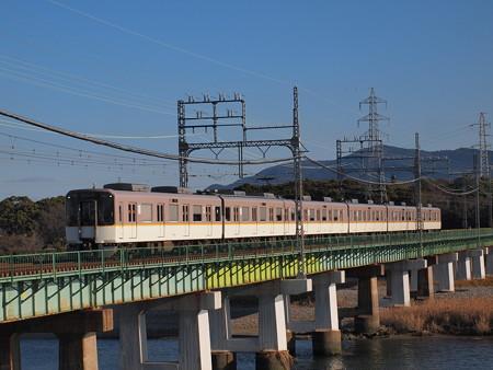 近鉄5820系急行 近鉄山田線宮町~小俣
