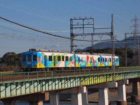 近鉄2013形つどい回送 近鉄山田線宮町~小俣