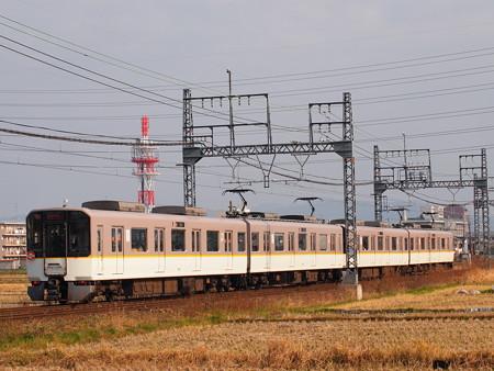 近鉄6820系開運号  近鉄南大阪線尺土~高田市01