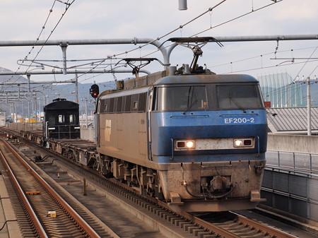 EF200貨物  山陽本線加古川駅01