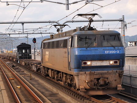 EF200貨物  山陽本線加古川駅02