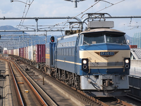 EF66貨物  山陽本線加古川駅02