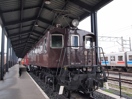 EF10 九州鉄道記念館