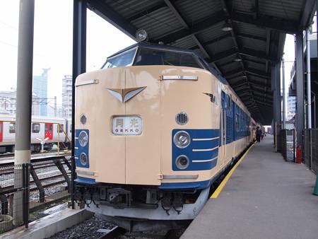 583系 九州鉄道記念館