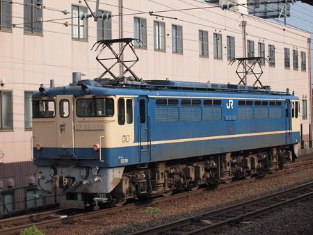 EF65回送 山陽本線下関駅03