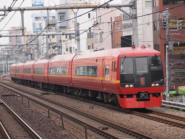 253系特急きぬがわ   湘南新宿ライン赤羽~池袋 01