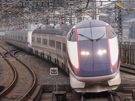 E3系つばさ  東北新幹線大宮駅 01