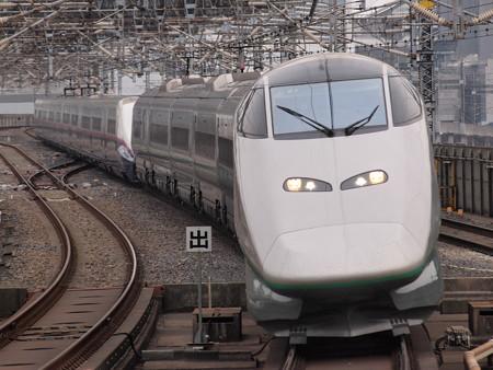 E3系つばさ  東北新幹線大宮駅 06