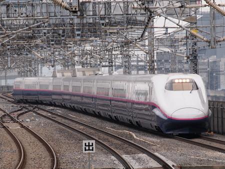 E2系とき  東北新幹線大宮駅01