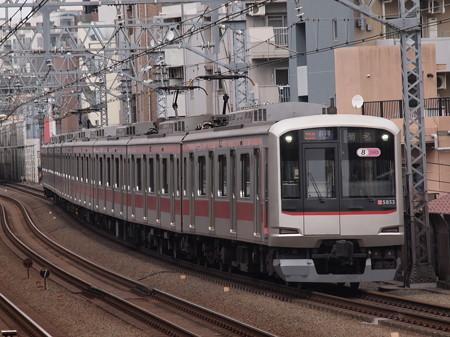 東急5000系各停 東急東横線武蔵小杉駅04