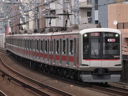 東急5000系急行 東急東横線武蔵小杉駅