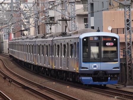 Y500系各停 東急東横線武蔵小杉駅