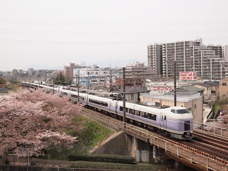 E351系特急スーパーあずさ 中央本線日野~立川02