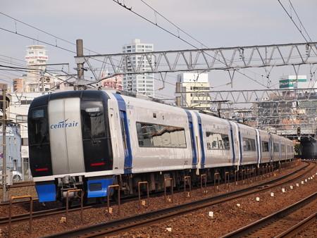 名鉄2000系ミュースカイ 名鉄名古屋本線金山~神宮前01