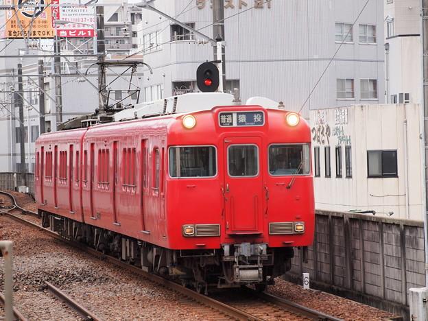 名鉄6000系普通 名鉄三河線豊田市駅01