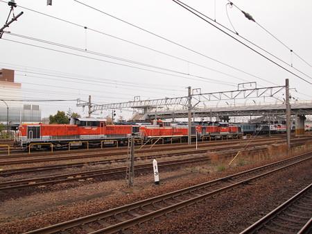 DD51 東海道本線稲沢駅